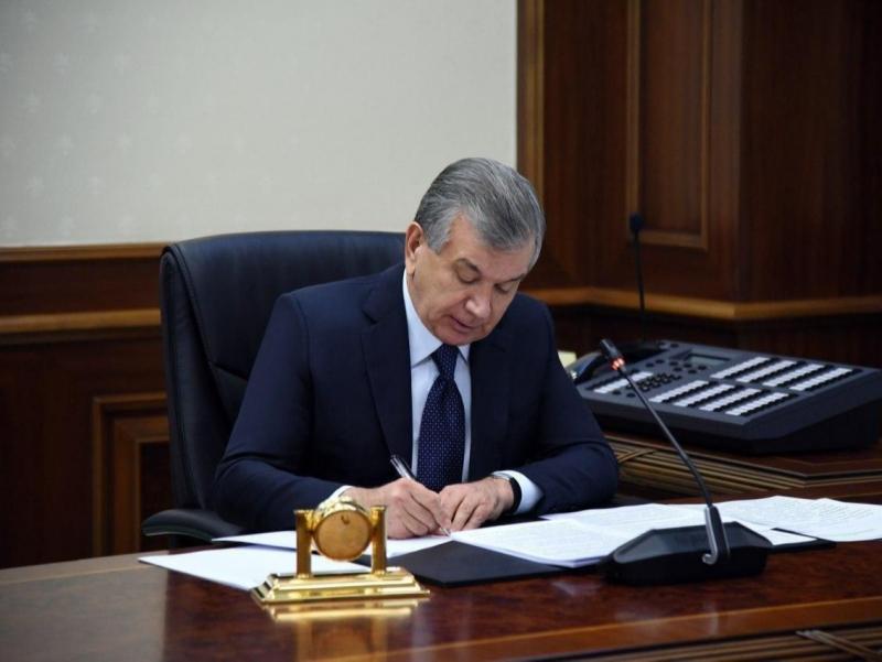 Президент Самарқандда ШҲТ саммитини ўтказишга доир фармойишни имзолади