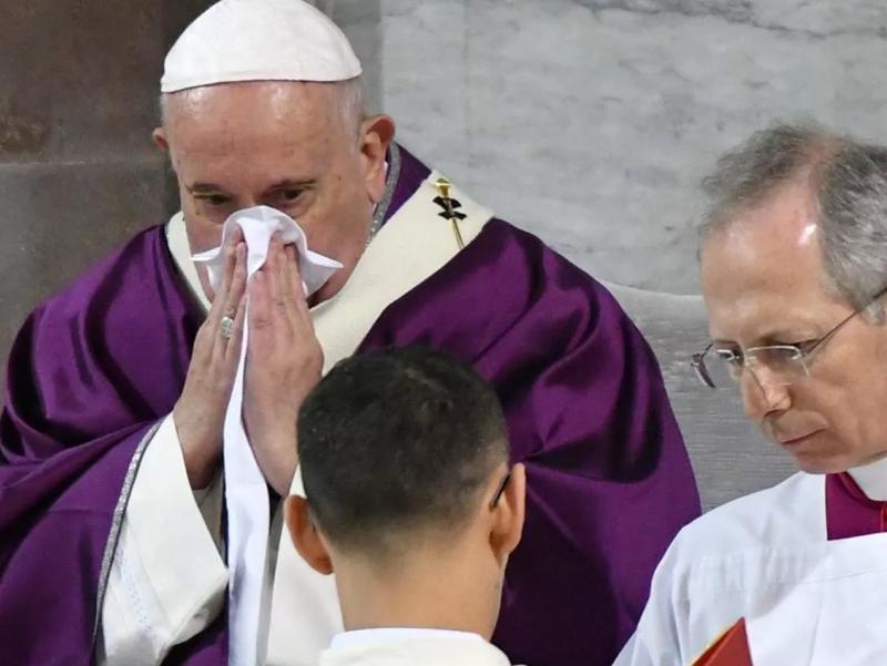 Ливия масаласи Рим Папасини нега безовта қилиб қўйди?