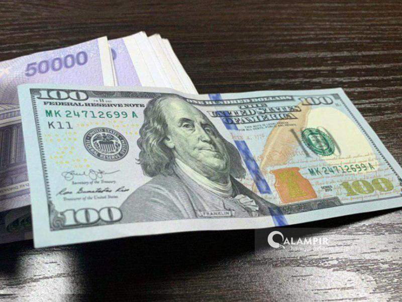 Тижорат банкларида доллар курси рекорд даражада кўтарилди
