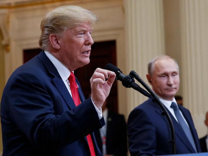 Путин икки йилдан бери санкцияларни бекор қилишимни сўрамоқда – Трамп