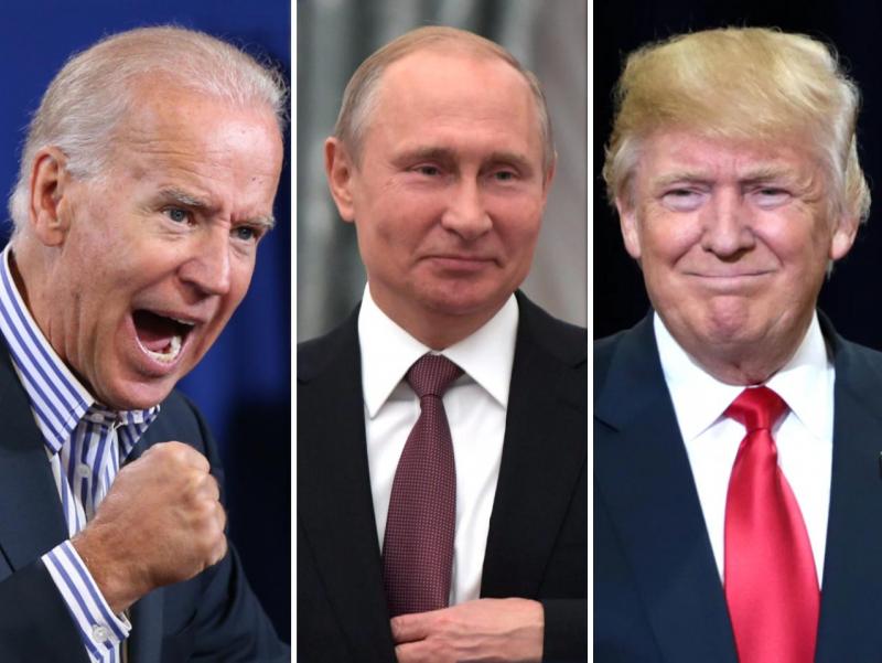 Putin Bayden va Trampni taqqosladi