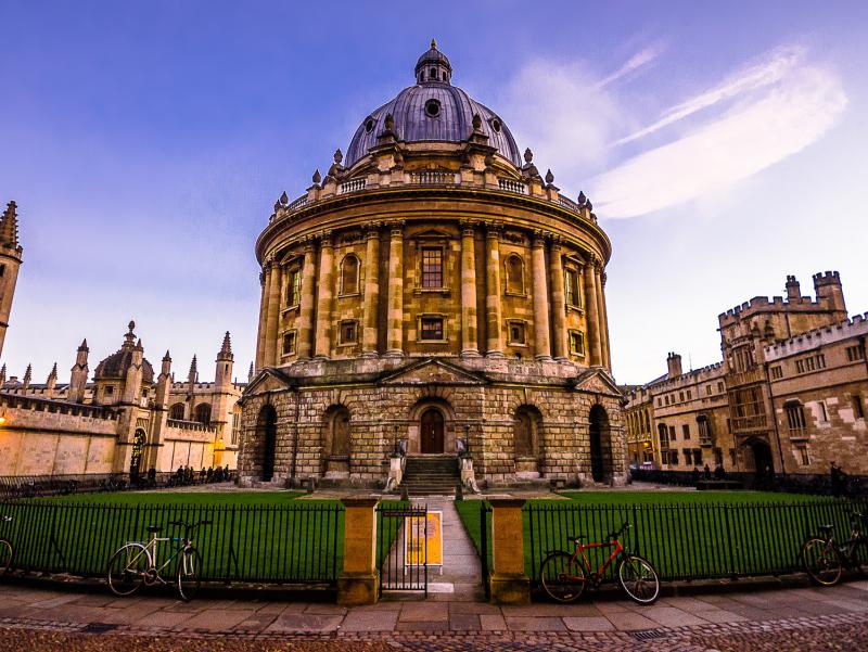 Оксфорд университети ҳам вакцина устида иш бошлади