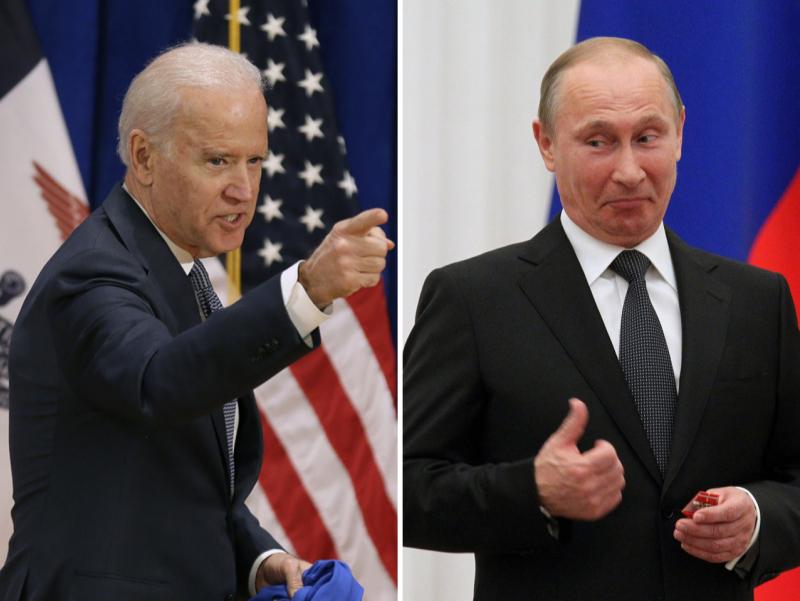 Песков: Путин Байдендан таклифнома олди