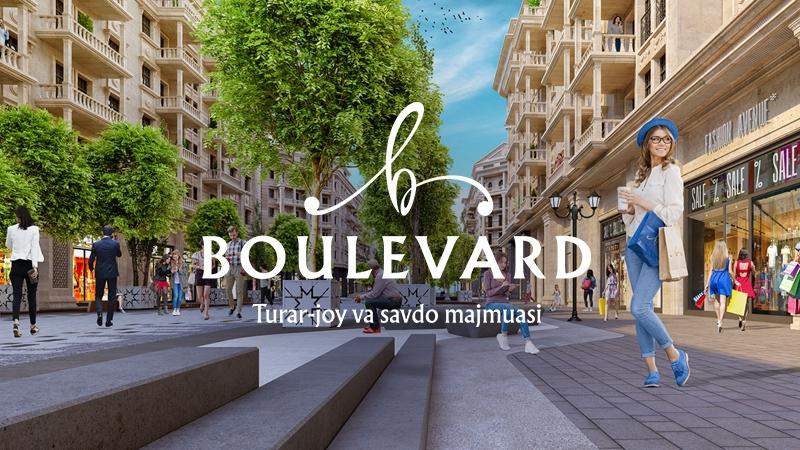"""Tashkent City""даги ""Boulevard"" шопинг-авенюнинг тақдимоти ўтказилди"