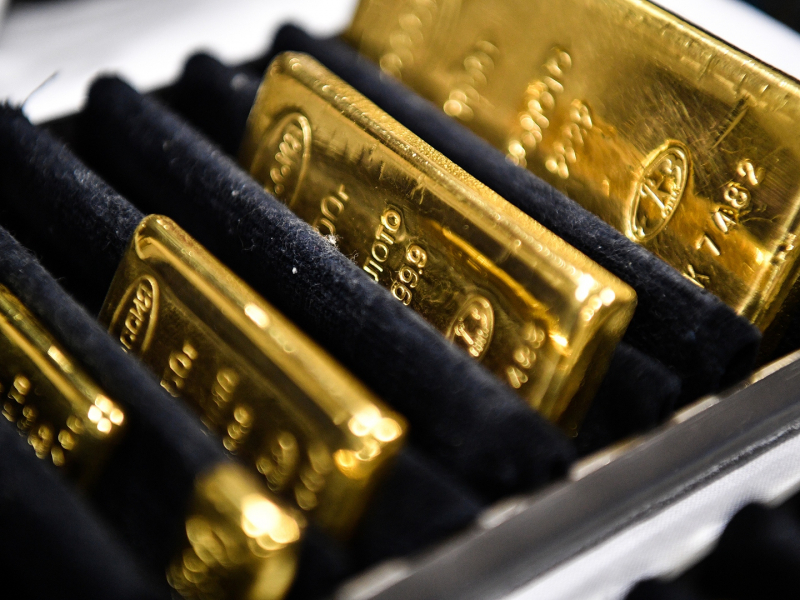 Ўзбекистоннинг олтин-валюта захираси кўпайди