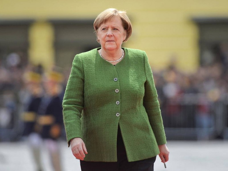 Hokimiyatdan ketayotgan Merkel o'zi uchun yangi davr boshlanayotganini aytdi