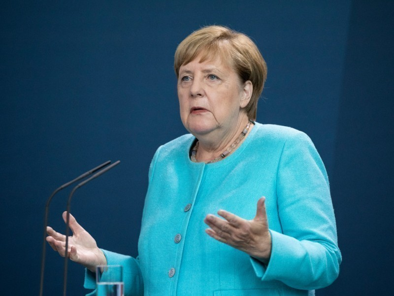 Merkel Germaniyaning o'zidan keyingi hukumatidan nima kutayotganini aytdi