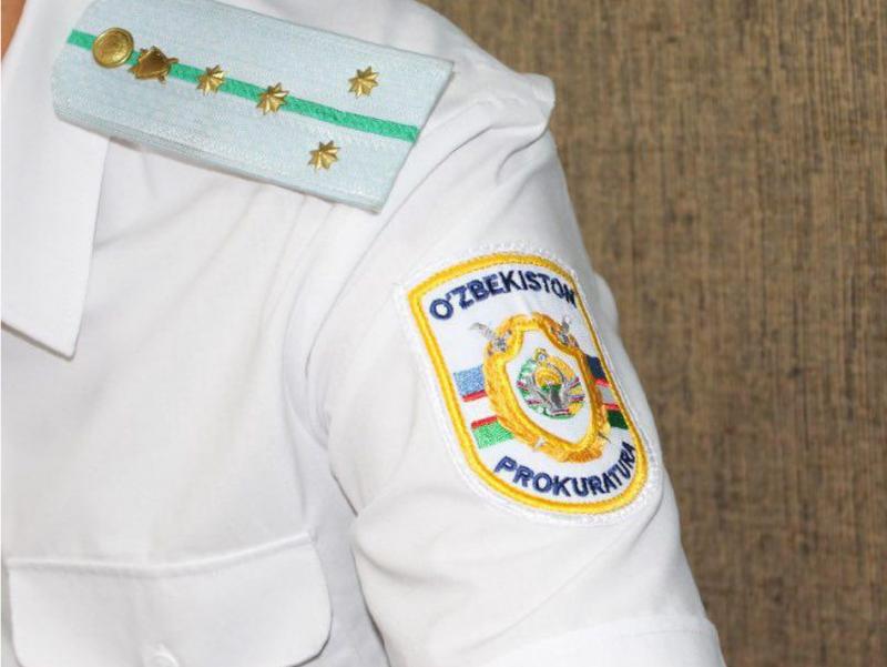 Тадбиркор прокуратура инспекторига пора бераётганда қўлга олинди