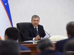 Президент ҳузурида Хорижий инвесторлар кенгаши тузилди