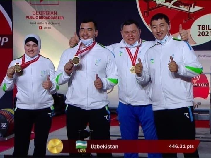 Токио-2020: Икки ўзбекистонлик паралимпиячи медаллар учун курашдан чиқди