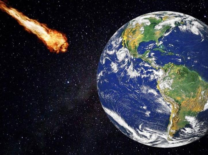Декабрда хавфли бўлган 3 та астероид Ер юзидан учади – NASA