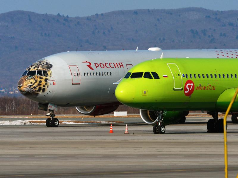 Россия авиакомпанияларига Ўзбекистонга мунтазам парвозларни йўлга қўйишга рухсат берилди