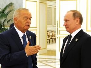 """Путин: Ислом Каримов менга исмимни айтиб, """"сен"""" деб мурожаат қилар эди"""
