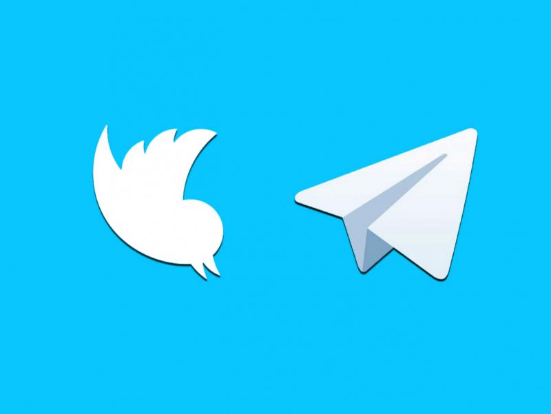 "Отнинг ўлими – итнинг байрами: АҚШда ""синаётган"" Twitter ўрнини Telegram эгалламоқда"