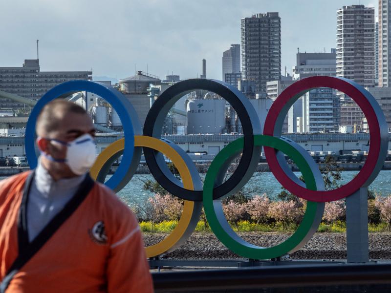 Olimpiadada koronavirusga chalinganlar soni 100 dan oshdi