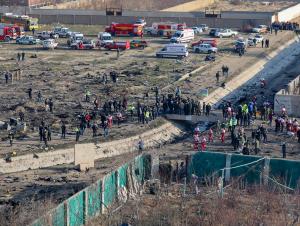 Украина самолёти инсон хатоси сабаб уриб туширилган – Эрон