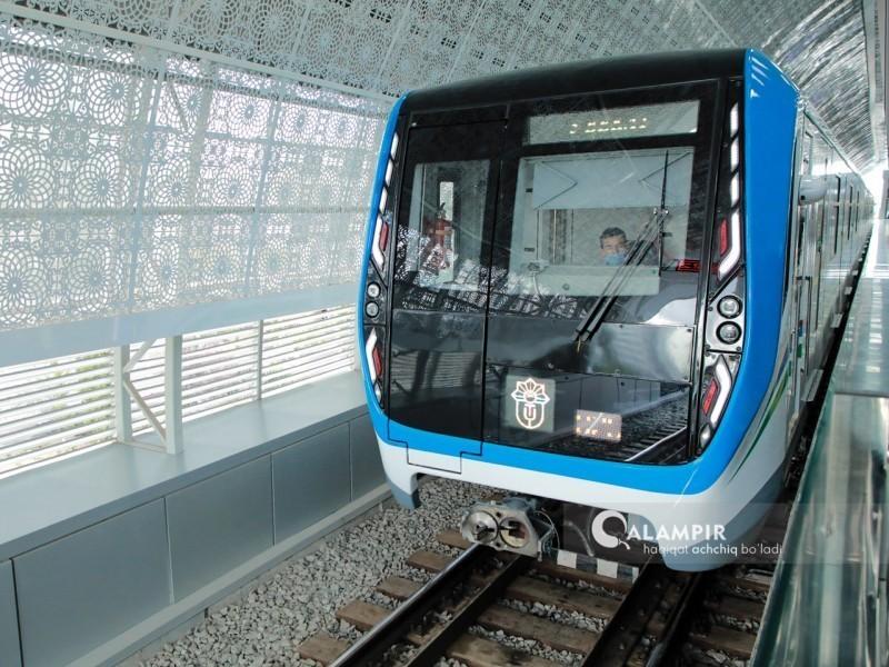 Toshkentga yangi metro poyezdlari olib kelindi. Endi nosozliklar bo'lmaydimi?