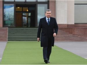 Шавкат Мирзиёев Хитойга жўнаб кетди