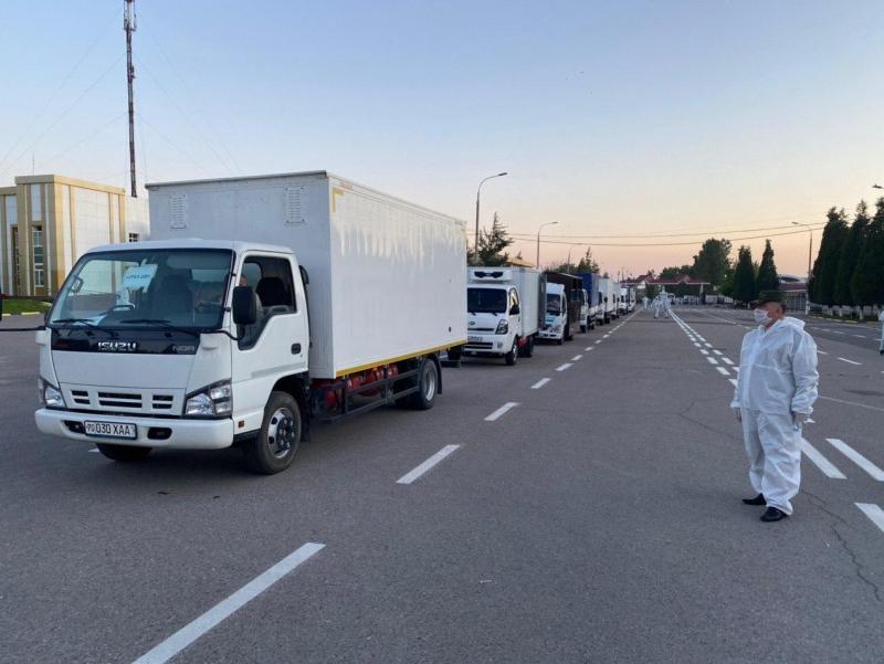 Россияда вафот этган 17 нафар ўзбекистонликнинг жасади олиб келинди