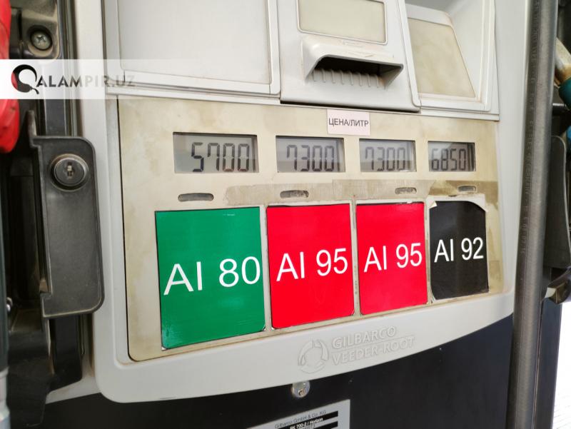 Биржада бензин нархи кўтарилди