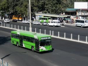 Тошкентда яна иккита автобус йўналиши ўзгартирилди