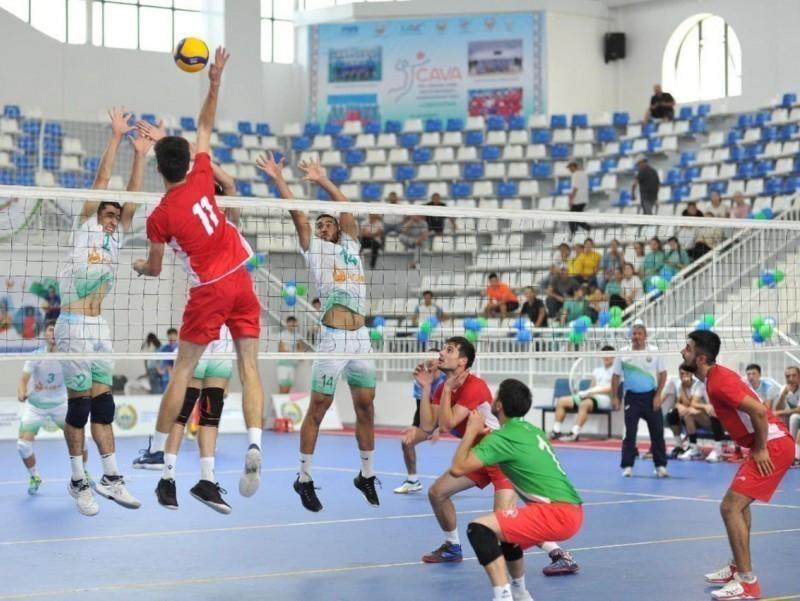 Волейбол: дастлабки Марказий Осиё чемпионати ўз якунига етди