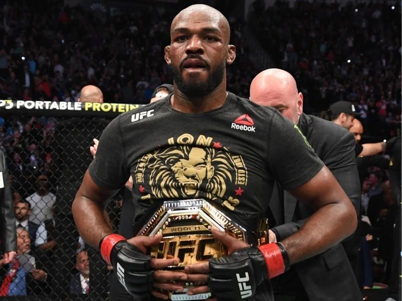 UFC'нинг энг яхши жангчиси ҳибсга олинди ва ичишни ташлашга ваъда берди