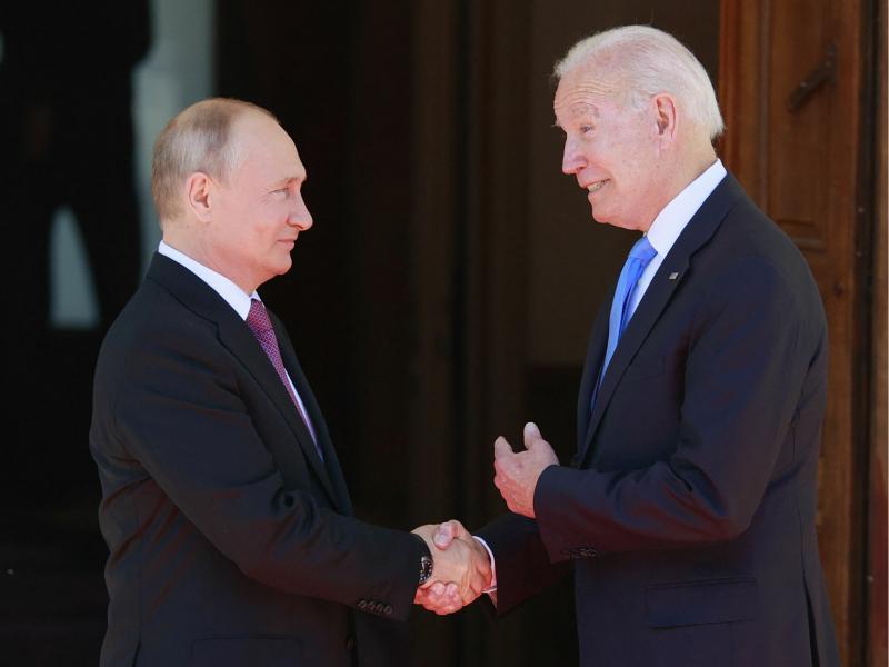 Bayden Putindan rossiyalik xakerlarga qarshi chora ko'rishni so'radi