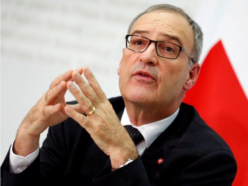 Швейцарияни 2021 йилдан янги Президент бошқарадиган бўлди