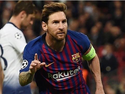 "Messi ""Barselona"" sardori sifatida 100 ta o'yin o'tkazdi"