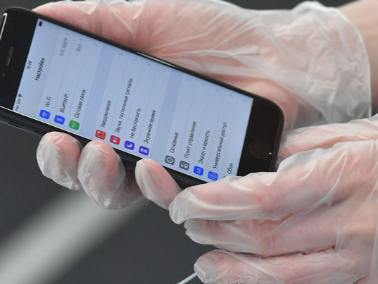 Коронавирус смартфон юзасида қанча вақт сақланиши аниқланди