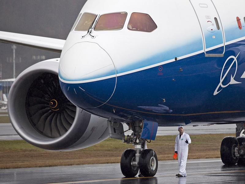 "Boeing ""тайёр туришга"" чақирди"