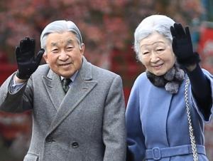 Япония императори тахтдан воз кечди