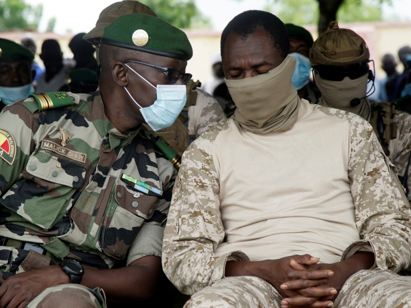 Мали Президентига суиқасд уюштирган йигит кутилмаганда вафот этди