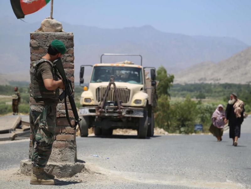 Afg'oniston Rossiya va yana ikki davlatdan terrorizmga qarshi kurashda yordam so'radi