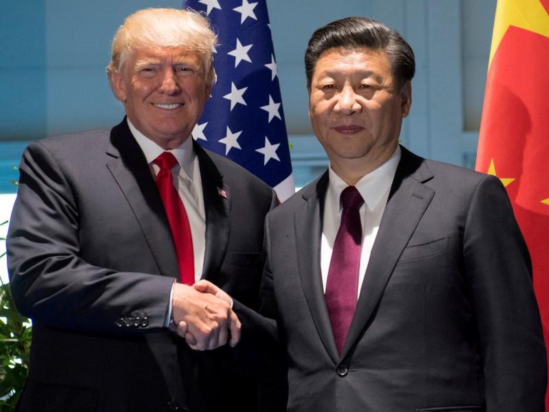 Хитой ва АҚШ раҳбарлари G20 саммитида учрашув ўтказади