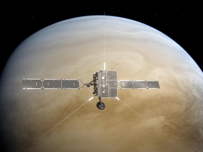 Solar Orbiter ilk bor Venera sayyorasi yonidan uchib o'tdi