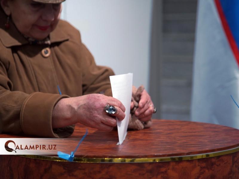 Ўзбекистон Сайлов кодексига ўзгартириш киритилди