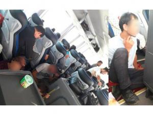 """""""Тошкент-Урганч"""" йўналишидаги автобус ҳайдовчисига чора кўрилади – Транспорт вазирлиги"""