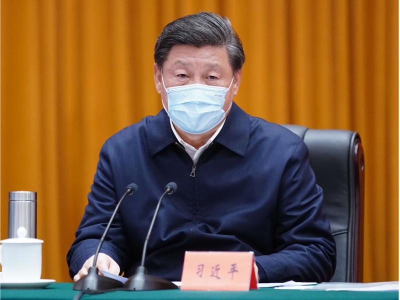 "Си Цзиньпин: ""Вакцинани биргаликда ишлаб чиқайлик"""