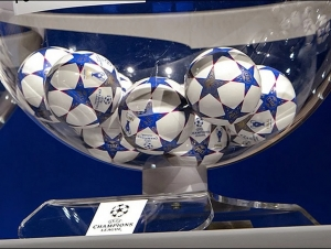 УЕФА директори ЕЧЛ чорак финали жуфтликларини олдиндан эълон қилиб юборди