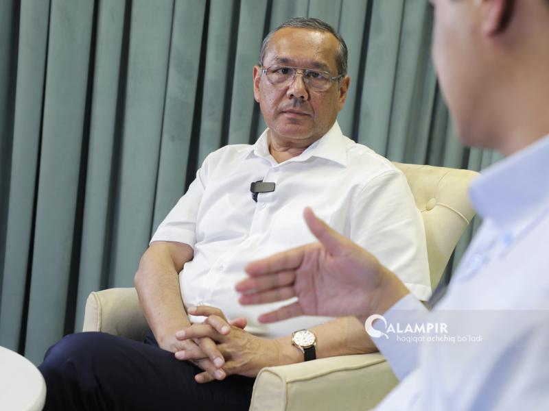 Prezident saylovida XDPning nomzodi kim? Ulug'bek Inoyatov bilan saylov haqida suhbat