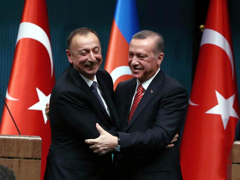 Алиев оғаси Эрдўғанга мактуб йўллади