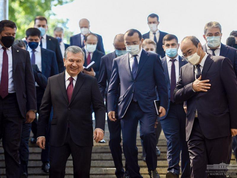 Президент ва Бош вазир ҳам даромадларини декларация қилиши кутилмоқда