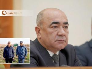 Зойир Мирзаевнинг қўйларни сўйишни буюргани айтилган видео бўйича айбдорлар жазоланди