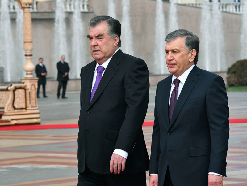 Mirziyoyev Rahmonga ta'ziya bildirdi