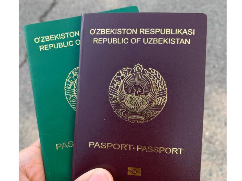 """2021 йилдан фуқаролар хорижга фақат """"қизил паспорт"""" билан чиқиши мумкин бўлади"""
