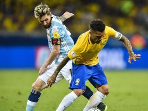 Америка кубоги ярим финалида Бразилия Аргентинага қарши