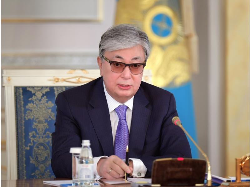 Қозоғистон президентлигига Тоқаев номзоди кўрсатилди