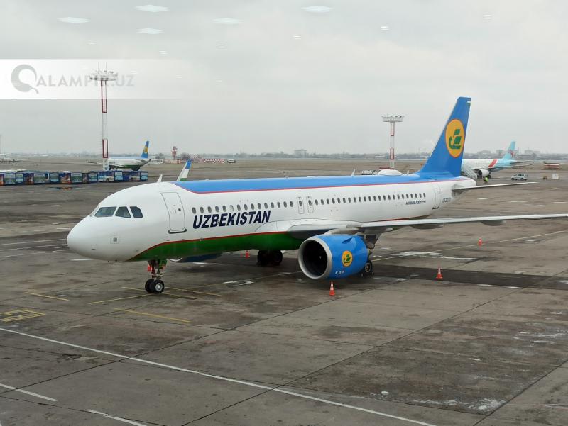 """""""Uzbekistan Airways"""" AJga chiptalar savdosiga doir senator so'rovi yuborildi"""